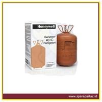 FREON Refrigerant gas R 407C Honeywell 1