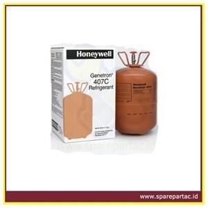 FREON Refrigerant gas R 407C Honeywell