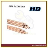Jual PIPA AC Pipa Tembaga Batangan HD.