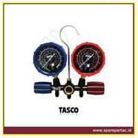 KOMPRESOR AC Manifold Tasco TB140SM ( R32&r410A ) 1