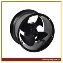 KIPAS AC Columnar Industrial axial Fan