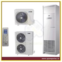 AC AIR CONDITIONER YORK FLOOR STANDING GA SERIES R410A 50 HZ SIDE DISCHARGE FIXED SPEED