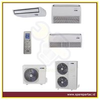 AC AIR CONDITIONER YORK FLOOR CEILING SERIES R410A 50 Hz SIDE DISCHARGE FIXED SPEED