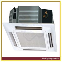 AC AIR CONDITIONER DAIKIN SPLITS AIR-CONDITIONERS ~ CEILING CASSETTE (R410A)