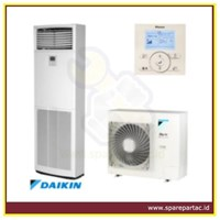 AC AIR CONDITIONER DAIKIN PACKAGED AIRCONDITIONERS ~ FLOOR STANDING (R407C)
