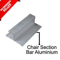 Ducting AC Chair Section Bar Aluminium