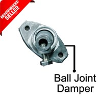 Ducting AC Ball Joint Damper