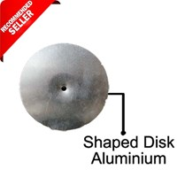 Ducting AC Shaped Disc Aluminium