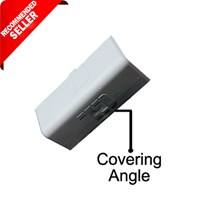 Ducting AC Covering Angle