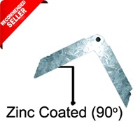 Ducting AC Zinc Coated (90')