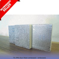 Ducting AC Pre Insulated Aluminium Duct