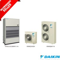 PACKAGE AC Daikin AIR COOLED PACKAGED (INVERTER) FLOOR STANDING TYPE