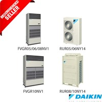 PACKAGE AC Daikin AIR COOLED PACKAGED (NON INVERTER) FLOOR STANDING DIRECT AIR BLOW TYPE