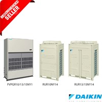 PACKAGE AC Daikin AIR COOLED PACKAGED (NON INVERTER) FLOOR STANDING DUCT CONNECTION BLOW TYPE