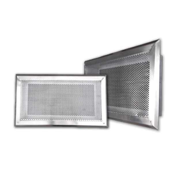 Stainless Perforated Air Diffuser