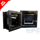 Gravity Damper Ducting AC 1