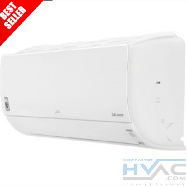 Air Conditioner LG Type E19SIV3 DUALCOOL Eco