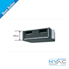 AC DUCTED PANASONIC INVERTER 5.3 PK MODEL S/U-55PF2P5 1