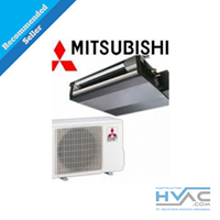 AC Mitsubishi Inverter Multi Split Outdoor R410A Model SEZ-KD25VAL