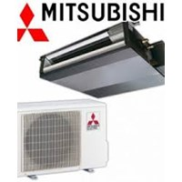 AC Mitsubishi Inverter Multi Split Outdoor R410A Model SEZ-KD35VAL