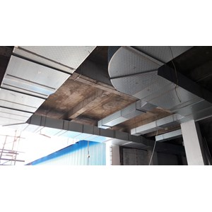 Ducting AC By PT Mechtron Mastevi Indonesia