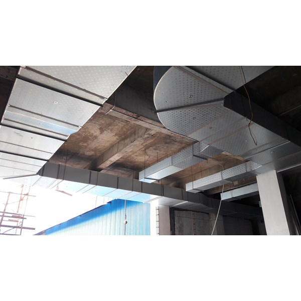 Ducting AC Services by PT Mechtron Mastevi Indonesia