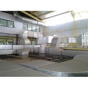 Instalasi AC Tata Udara Ruang Operasi Ruang Steril Cleanroom By PT Mechtron Mastevi Indonesia