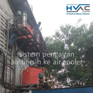 Air Cooler Industrial Sistem