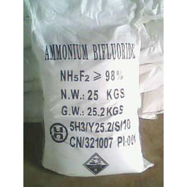 Ammonium Bifluoride (NH4HF2) >98%