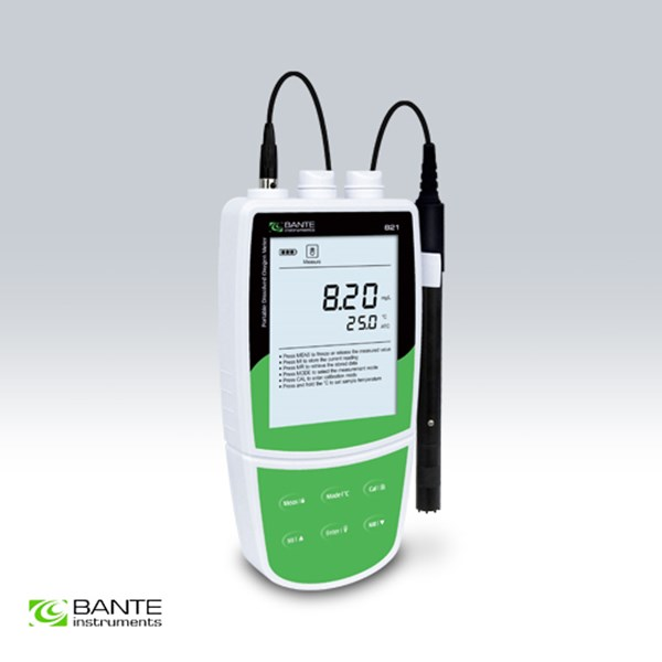 Bante820 Portable Dissolved Oxygen Meter