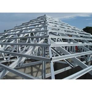Konstruksi Atap Baja By CV. Widuri