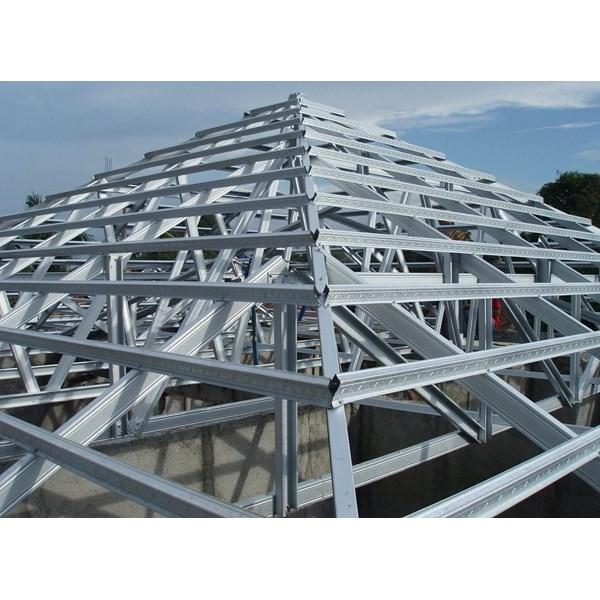 Kontruksi: Jasa Konstruksi Atap Baja Oleh CV. Widuri
