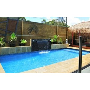 jasa pembuatan kolam renang By CV. HAPIDIN POOL SERVICE