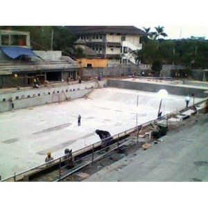 jasa pembuatan kolam renang By CV. Ingga