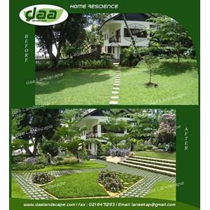 jasa perawatan taman By PT  daa landscape