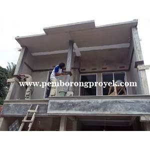 jasa renovasi rumah By CV. pemborong proyek