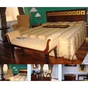 desain interior hotel By Pilar Emas