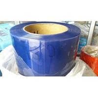 Tirai plastik curtain biru (0216246124)