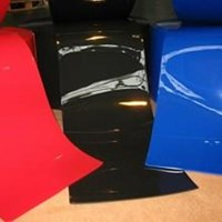 Jual Tirai plastik curtain hitam (0216246124)