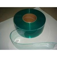 Jual Tirai PVC Strip Green (0216246124)