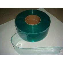 Tirai PVC Strip Green (0216246124)