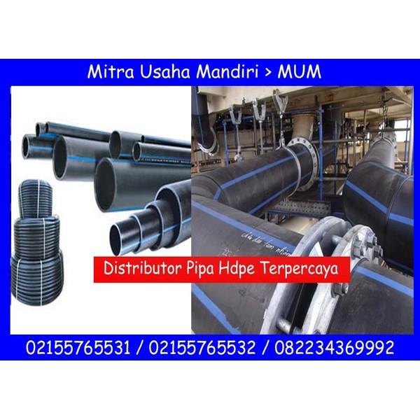 Supralon HDPE pipe