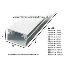Kabel Duct PVC