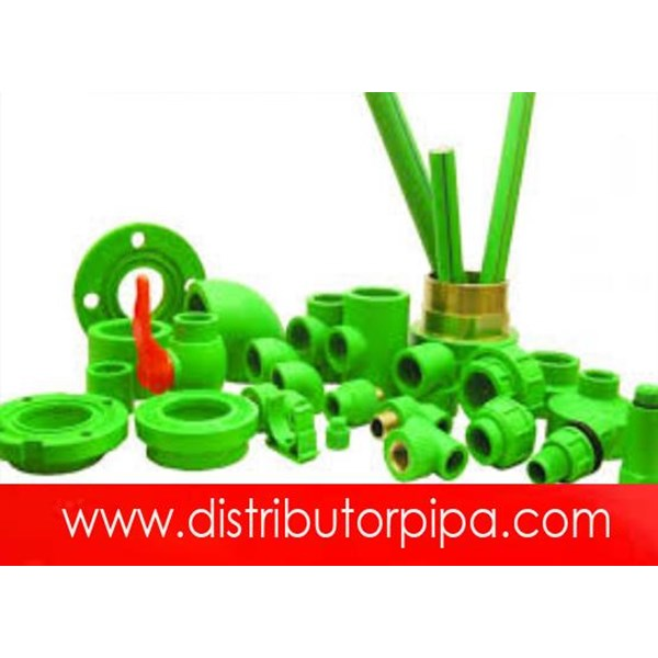 Distributor Pipa Ppr Toro