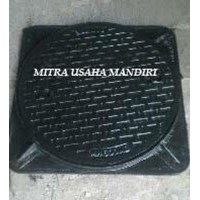 Jual Manhole Cover Cast Iron