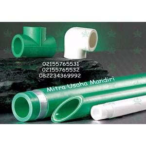 Dari Fitting Pipa PPR Wavin Tigris Green 5