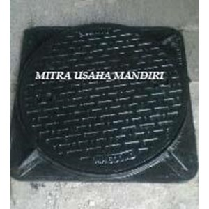 GRILL MANHOLE COVER