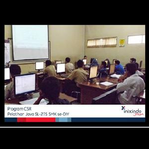 jasa kursus aplikasi oracle By PT  Inixindo Jogja