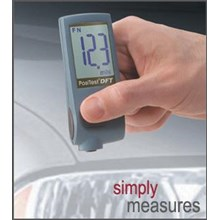 Cari  Positest DFT Coating Thickness Gage Measures Coatings On ALL Metals