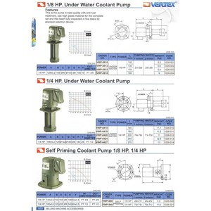 Sell vertex under water coolant pump from indonesia by pt yms vertex under water coolant pump ccuart Gallery